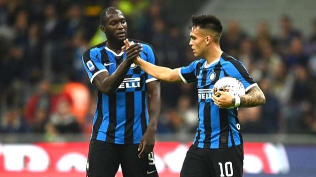 Conte ca ngợi Lukaku - Martinez - Bóng Đá