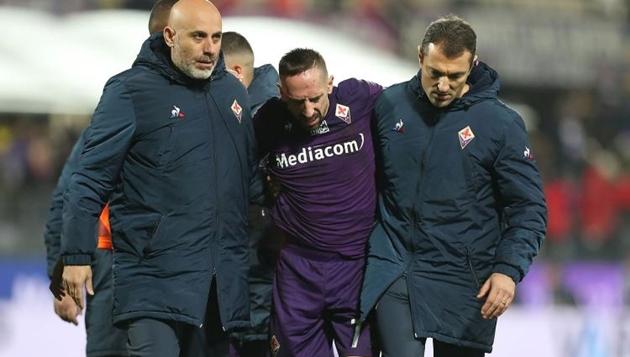 Franck Ribery chấn thương nặng - Bóng Đá