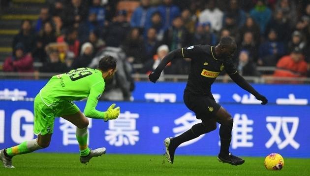 Inter Milan đánh bại SPAL, Lukaku tái hiện hình ảnh khi còn ở Man Utd - Bóng Đá