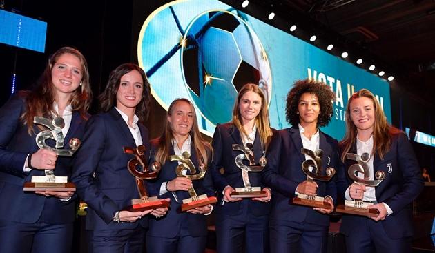 Toàn bộ danh hiệu trong Gran Gala del Calcio 2019 - Bóng Đá