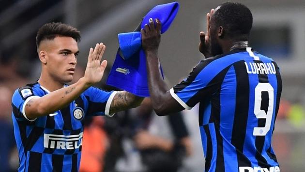 Lukaku + Martinez đã khiến Inter Milan quên Mauro Icardi - Bóng Đá
