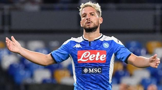 Lukaku giúp Inter Milan mua Dries Mertens - Bóng Đá