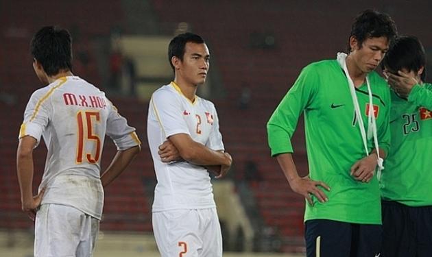 U22 Việt Nam: Coi chừng nỗi ám ảnh từ SEA Games 25 - Bóng Đá