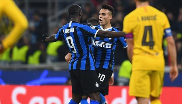 Không phải Lukaku, Lautaro Martinez mới là cái tên chơi hay nhất trận của Inter - Bóng Đá