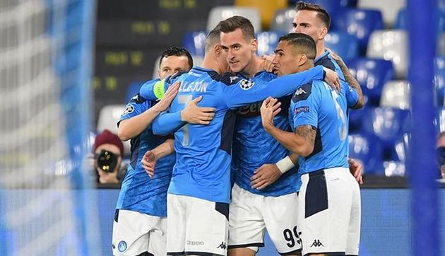 tin trận Napoli - Bóng Đá