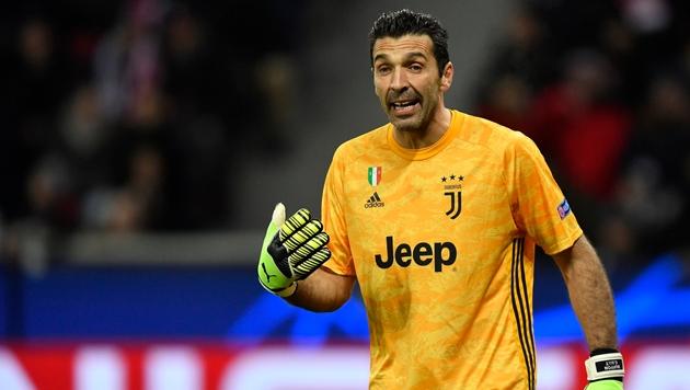 Buffon muốn Juventus gặp Real Madrid - Bóng Đá