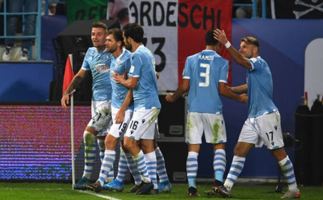 Ảnh trận Juventus - Lazio - Bóng Đá