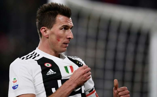Mario Mandzukic viết thư chia tay Juventus (Instagram) - Bóng Đá