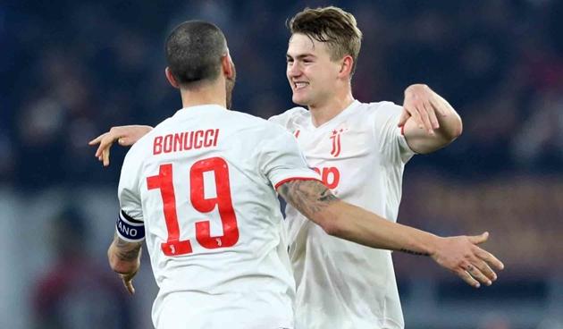 Calciomercato cho rằng De Ligt đã chơi tốt - Bóng Đá