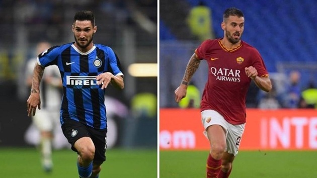 AS Roma mua Matteo Politano - Bóng Đá