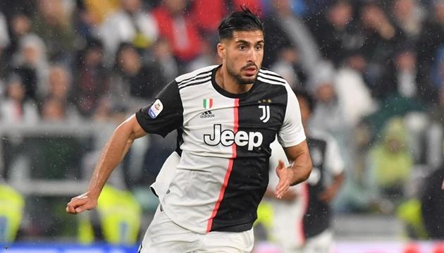 Hàng thủ Juventus tan nát, liệu Sarri có còn nhớ Emre Can? - Bóng Đá