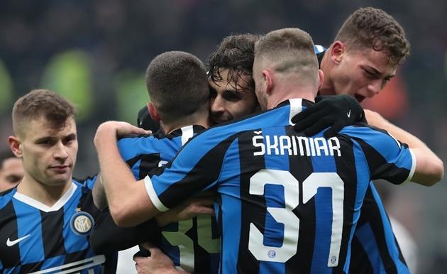 Ảnh trận Inter Milan - Cagliari - Bóng Đá