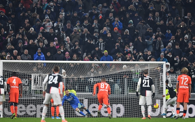 Ảnh trận Juventus - Udinese - Bóng Đá