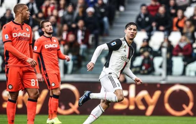 """Góc Juventus: Phải chăng Sarri đang """"sợ"""" Ronaldo? - Bóng Đá"""