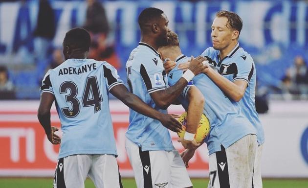 Lazio đại thắng - Bóng Đá