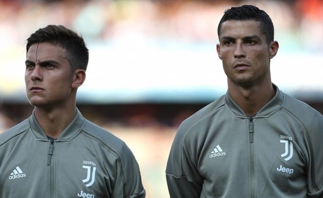 sarri nói về việc Ronaldo chơi bên cạnh Dybala - Bóng Đá