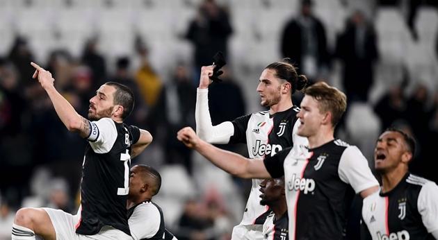 Ảnh trận Juventus - Parma - Bóng Đá