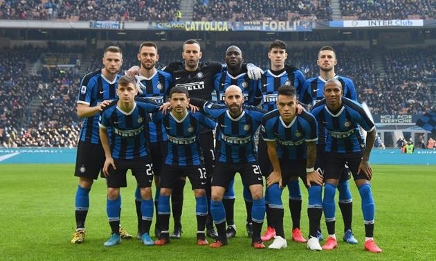 Ashley Young để lại dấu ấn, Inter Milan vẫn