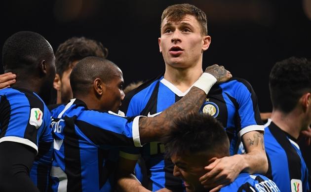 Eriksen và Moses ra mắt, Inter Milan nhẹ nhàng tiến vào bán kết Coppa Italia - Bóng Đá