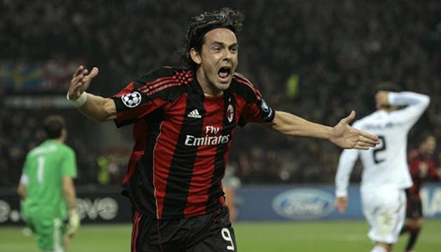 Ảnh: Lời nguyền số 9 tại AC Milan - Bóng Đá