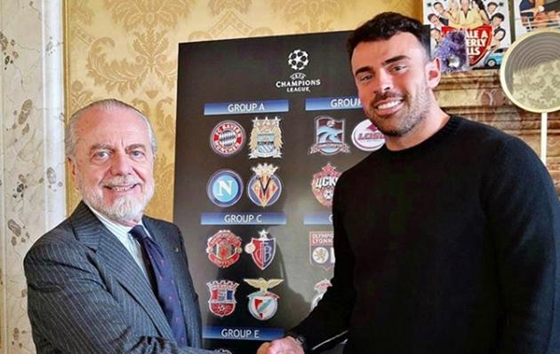 CHÍNH THỨC: Napoli chiêu mộ cựu sao AC Milan, báo tin buồn cho Conte - Bóng Đá