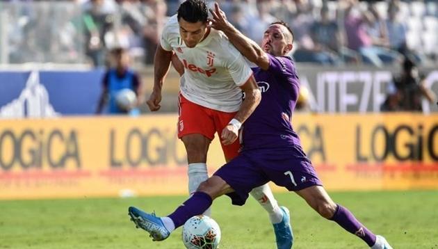Trong ngày Juventus thăng hoa, Ronaldo có nhớ Ribery? - Bóng Đá