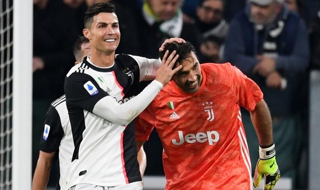 Dàn sao Juventus từng nói gì về Ronaldo? - Bóng Đá