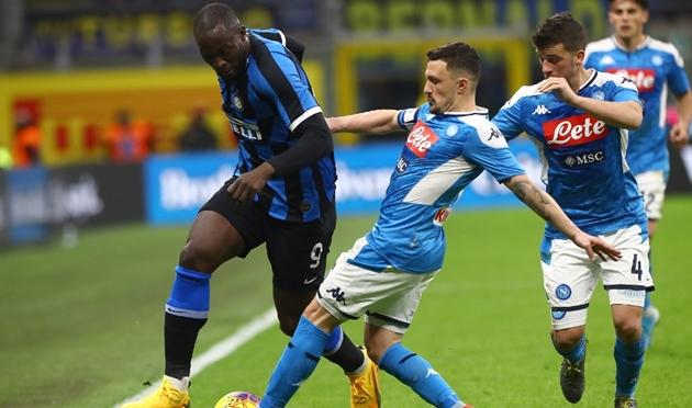 Lukaku bị Calciomercato chấm 5 điểm - Bóng Đá
