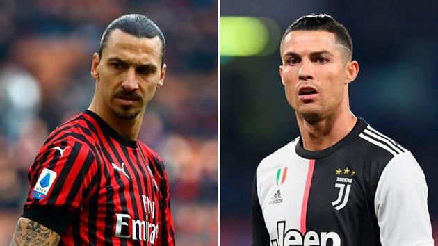 Ronaldo – Ibrahimovic: Kèo này ai thắng? - Bóng Đá