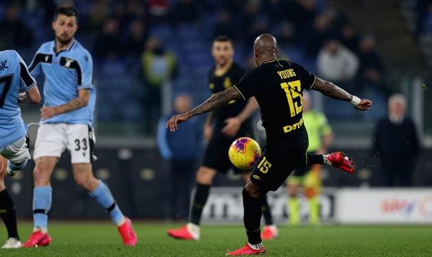 Ảnh trận Lazio - Inter Milan - Bóng Đá