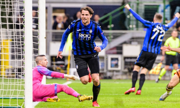 Atalanta đánh bại Valencia - Bóng Đá