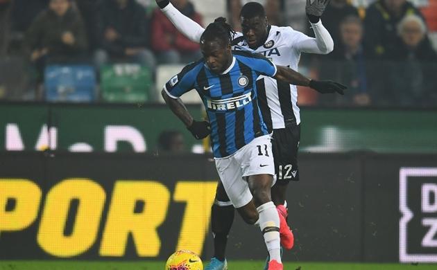 Đội hình của Inter Milan trước Ludogorets - Bóng Đá