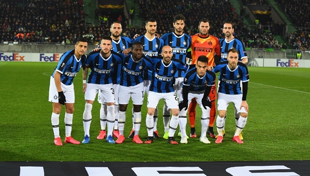 Inter Milan đánh bại Ludogorets - Bóng Đá