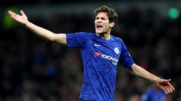 Chelsea đòi 30 triệu euro cho Marcos Alonso - Bóng Đá