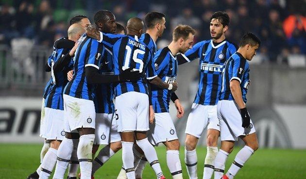 Trận Inter Milan - Ludogorets không có khán giả - Bóng Đá