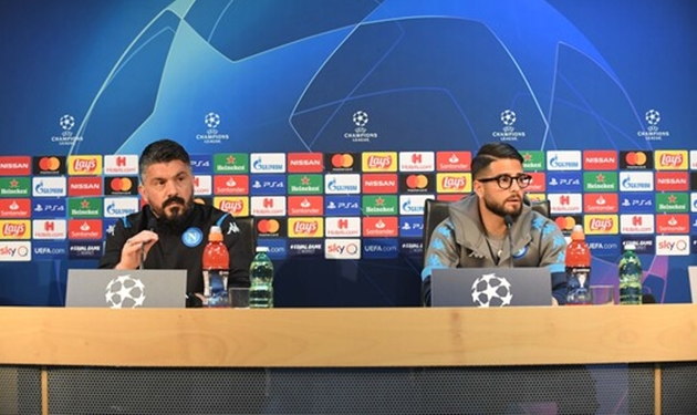 """HLV Napoli: """"Đây là phương án sẽ giúp chúng tôi đánh bại Barca"""" - Bóng Đá"""