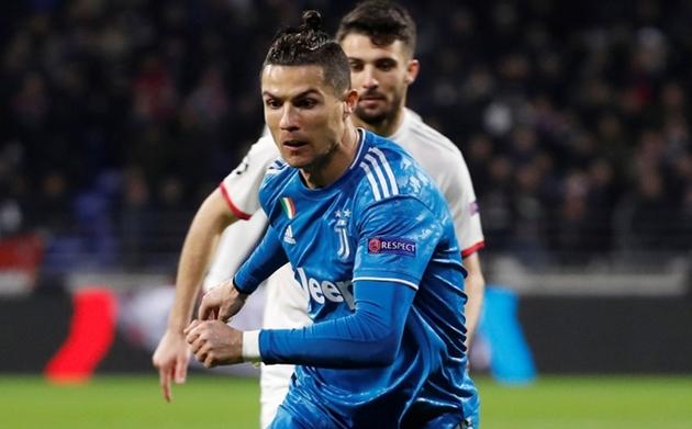 Ronaldo ghi tất cả bàn thắng ở vòng knock-out cho Juventus - Bóng Đá
