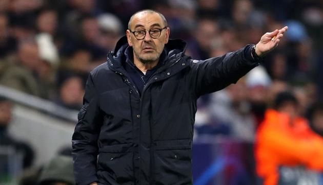 Il Bianconero cho Sarri 4 điểm - Bóng Đá