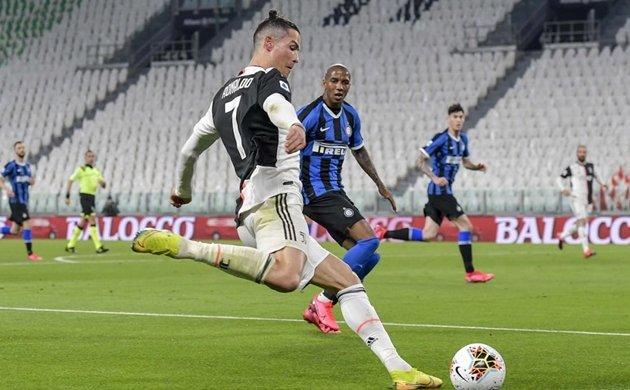 Ronaldo sẽ ở Bồ Đào Nha, để ngỏ việc tham dự trận đấu với Lyon - Bóng Đá