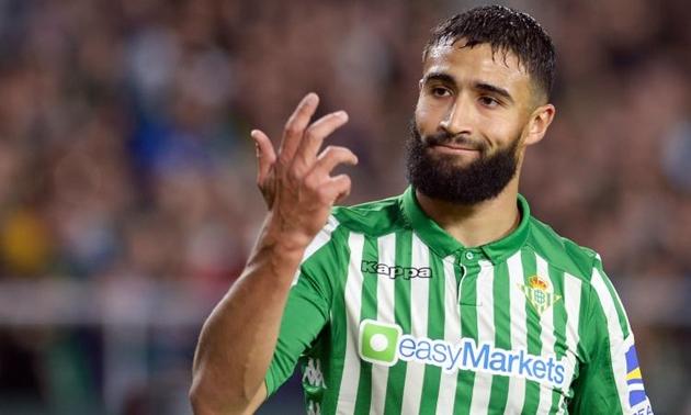 AC Milan muốn có Nabil Fekir - Bóng Đá