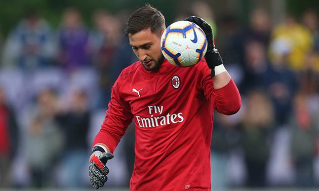 Mino Raiola muốn đưa Donnarumma rời Milan với giá 30 triệu euro - Bóng Đá