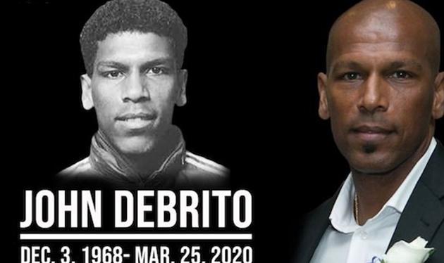 Ex-New England Revolution, USMNT player John DeBrito dies aged 51 - Bóng Đá