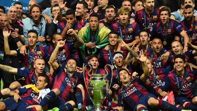 9 ngôi sao rời Barcelona vào mùa hè năm 2015 - Bóng Đá