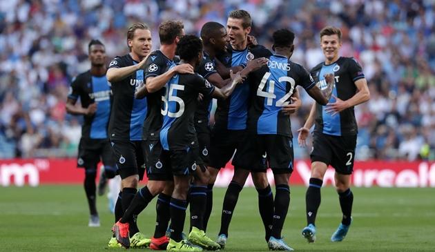 Coronavirus: Club Brugge crowned champions as Belgium cancels rest of season - Bóng Đá