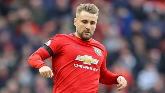 Coronavirus: Man United's Luke Shaw wants Premier League season scrapped - Bóng Đá