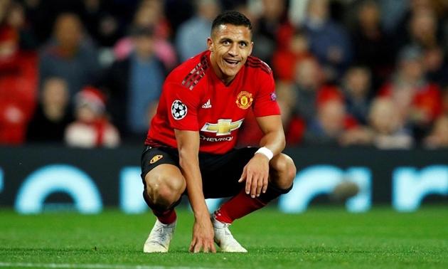 Man United's Sanchez won't take pay-cut to leave - sources - Bóng Đá