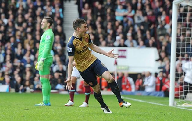 Ngày này năm xưa, West Ham 3-3 Arsenal - Bóng Đá