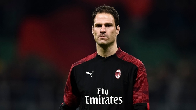 10 ngôi sao sắp bị AC Milan