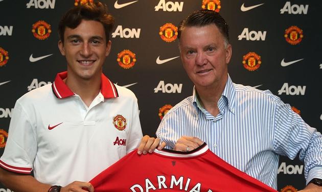 7 tân binh của Man Utd trong mùa hè năm 2015 - Bóng Đá