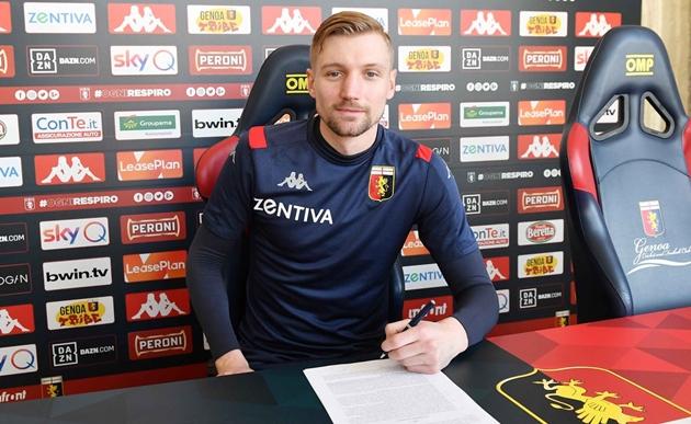 Đội hình 11 ngôi sao người Scandinavia tại Serie A - Bóng Đá
